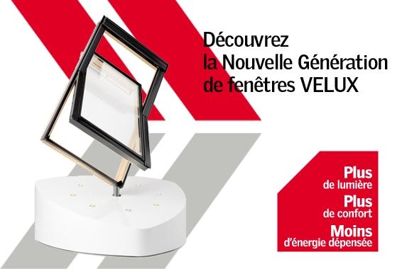Partenaire pro velux beaudouin sarl for Lien html nouvelle fenetre